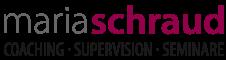 Maria Schraud – Coaching, Supervision, Seminare Logo